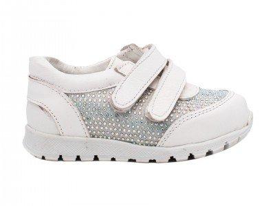 Dečija cipela bela - Model 1504-BC