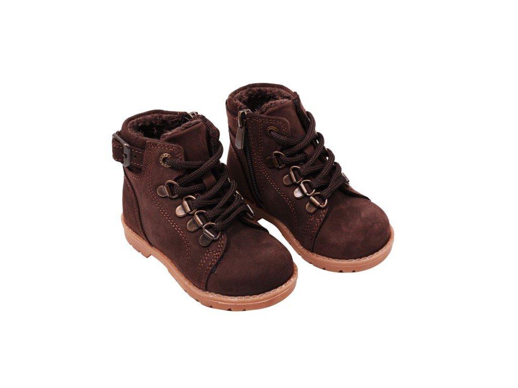 Dečija cipela braon - Model 5142-b