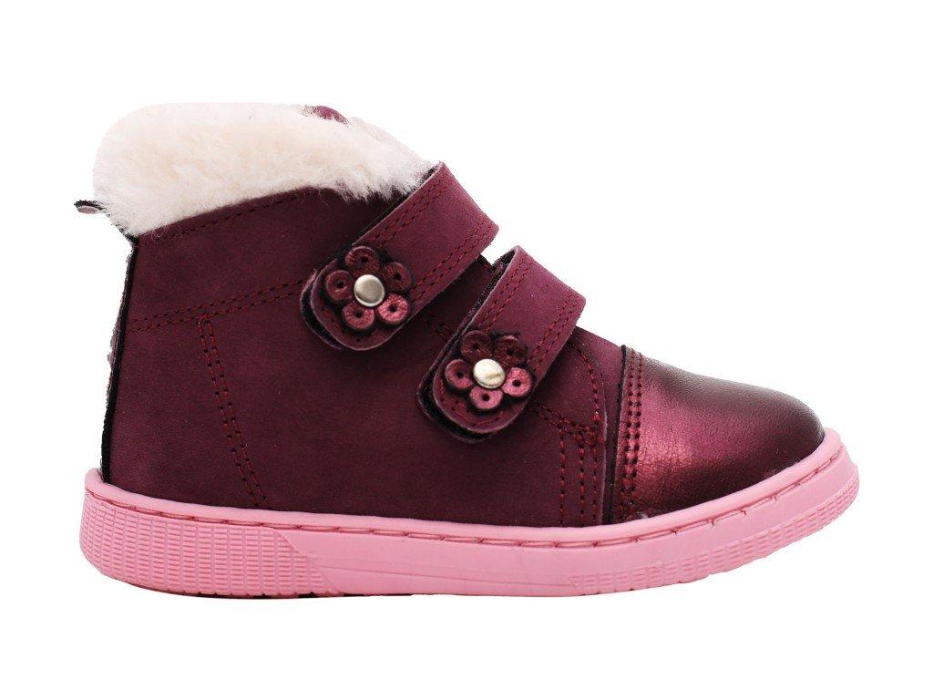 Dečija cipela bordo - Model 5097-lj