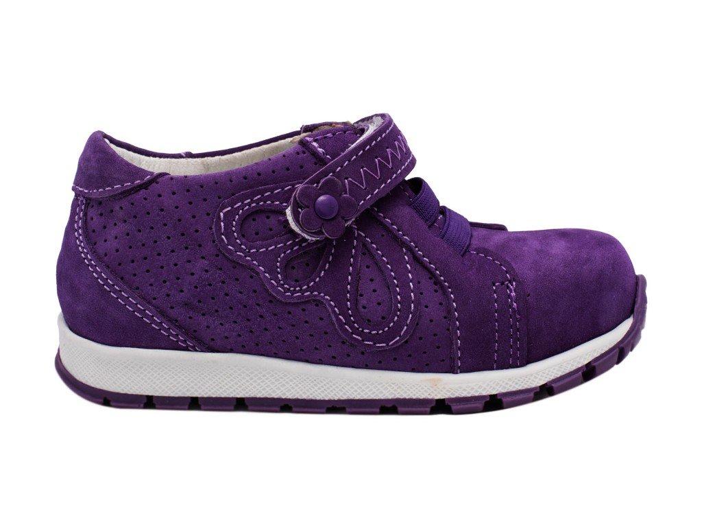 Dečija cipela ljubičasta - Model 1504-LJ