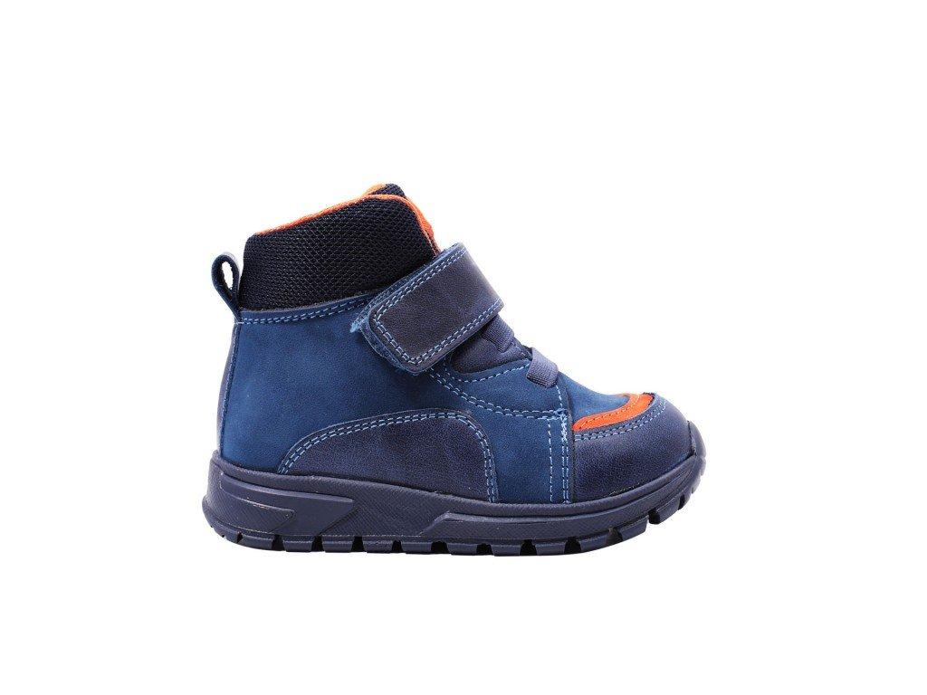 Dečija cipela plava - Model 5136-pn