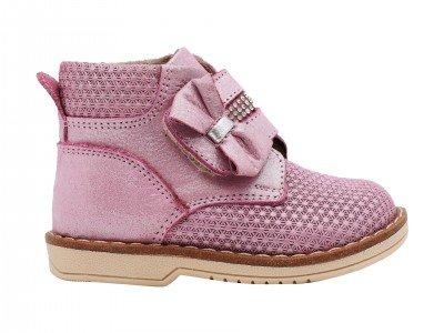 Dečija cipela svetlo roze - Model 887 pdr