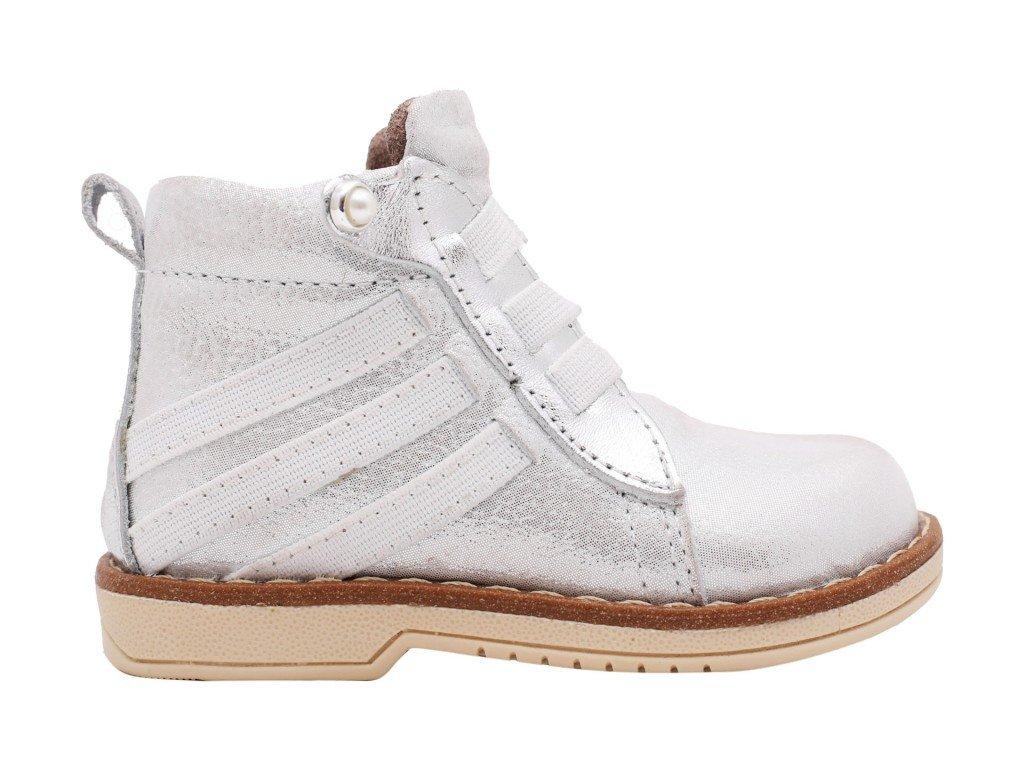Dečija cipela srebrna - Model 887 sr