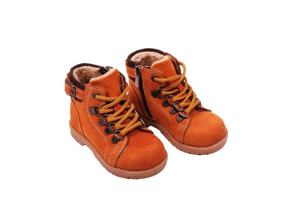 Dečija cipela žuta - Model 5132-z