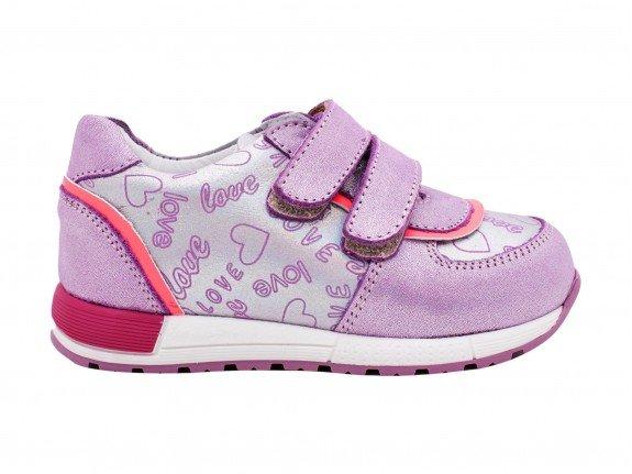 Dečija cipela ljubičasta model 1040-purple