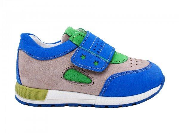 Dečija cipela šarena - Model 1043 blue