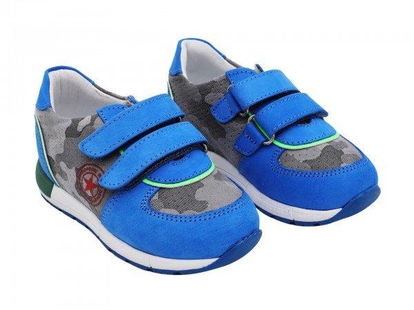 Dečija cipela plava model 1041 blue
