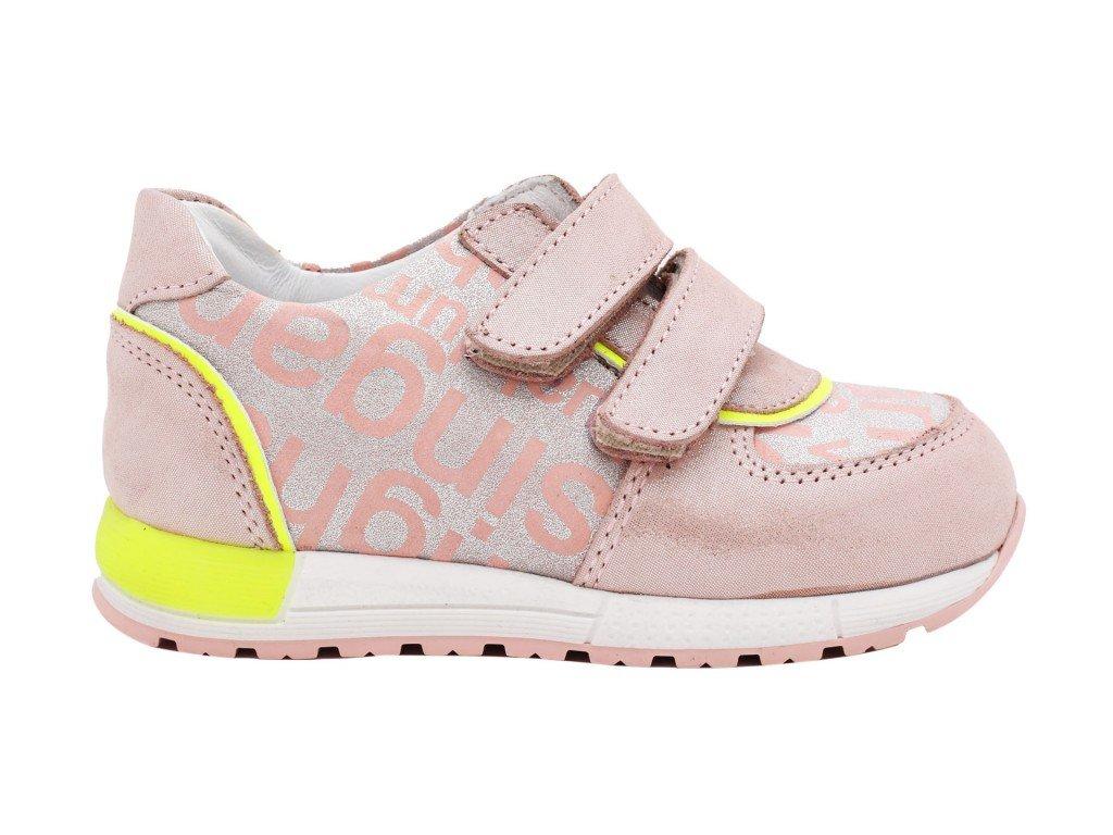 Dečija cipela bež - Model 1040 pudra
