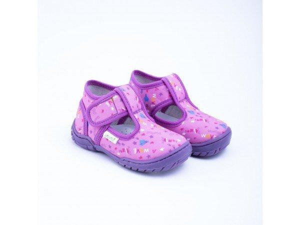 Dečija patofna ljubičata - Model 04-1-6-lj