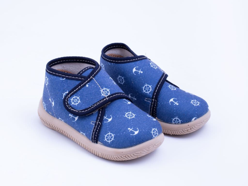 Dečija patofna plava - Model 205-66-S