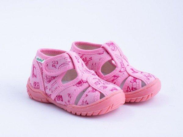 Dečija patofna roze - Model 07-roze