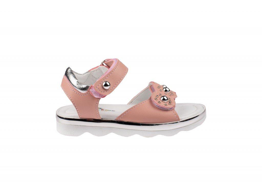 Dečija sandala roze model 633-r