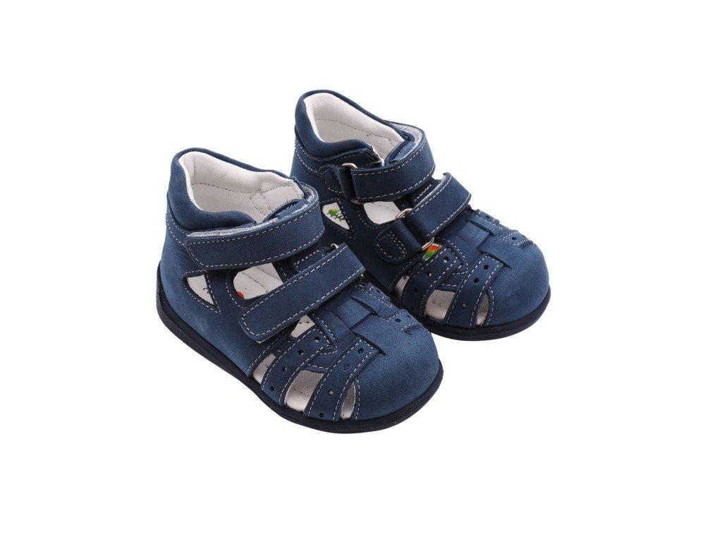 Dečija sandala teget - Model 5032-pl