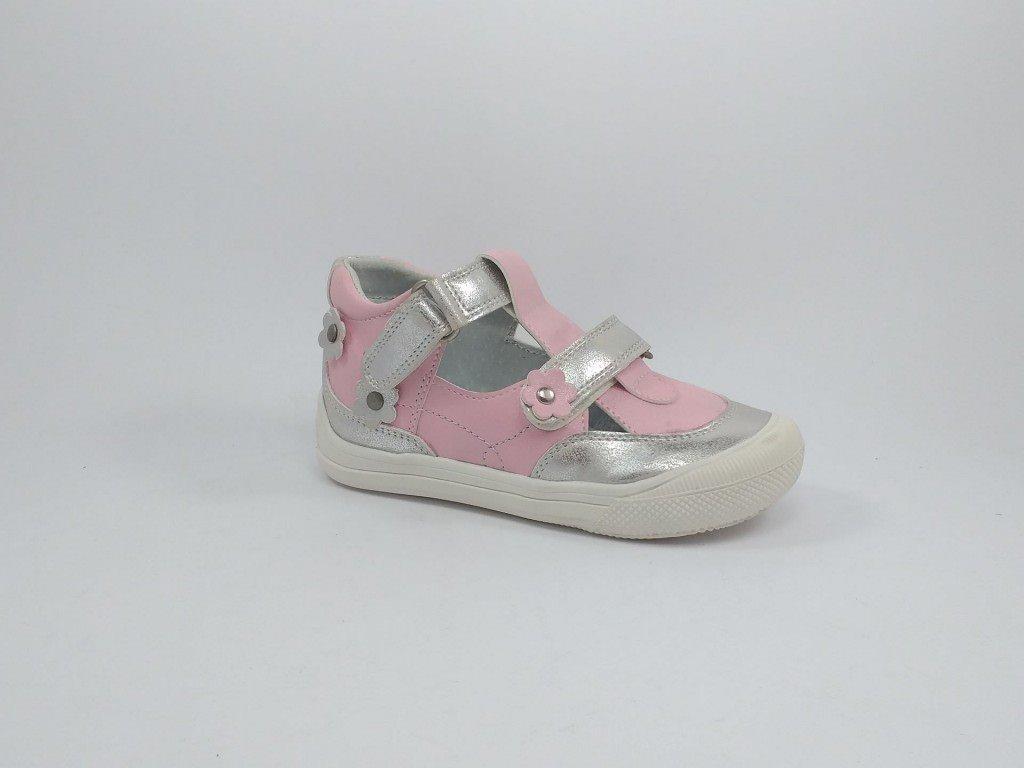 Dečija sandala roze siva - Model 340-4-RS