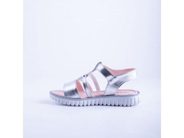 Dečija sandala srebrna - Model 3765-sb