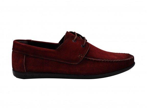 Muška cipela bordo model 7065-bd
