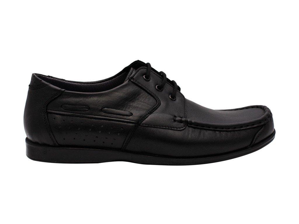 Muška cipela crna model 7096-c