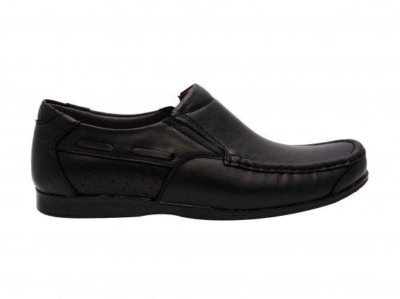 Muška cipela crna model 7107-c