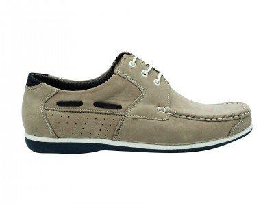 Muška cipela siva - Model 7132-s