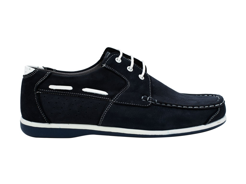 Muška cipela teget - Model 7102-t