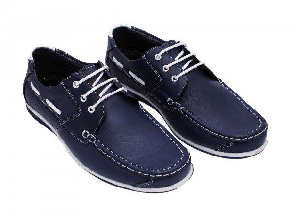 Muška cipela teget - Model 7105-t