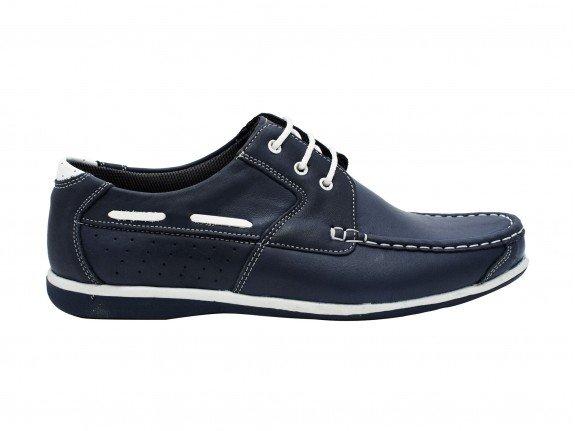 Muška cipela teget model 7105-t