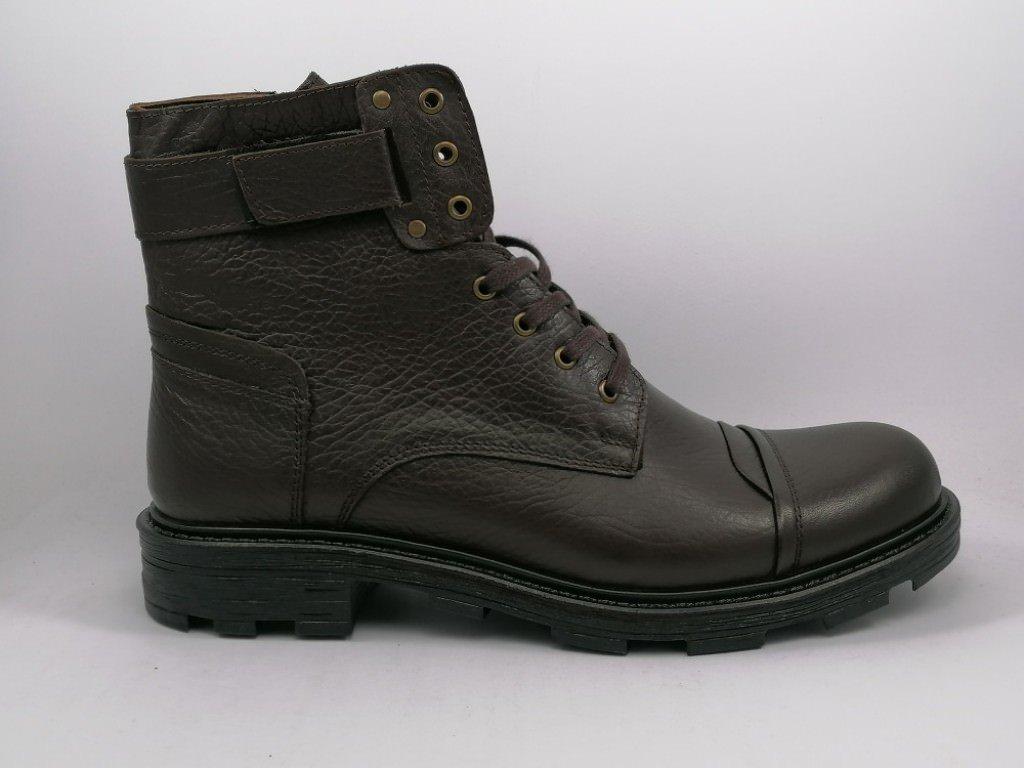 Muška cipela braon - Model 116-BR