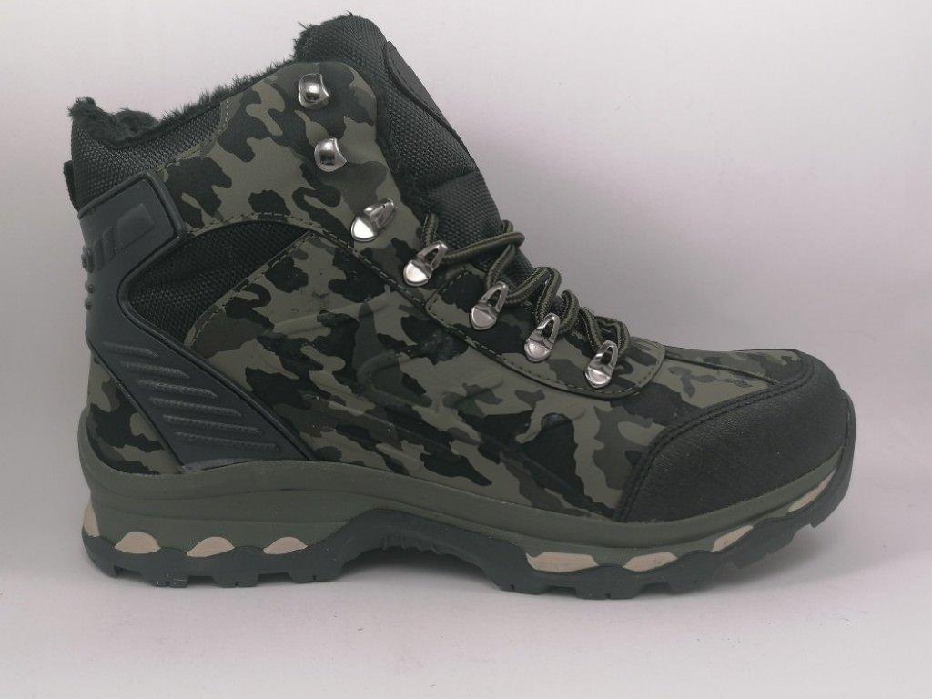 Muška cipela maskirno zelena - Model 1636-220-MZ