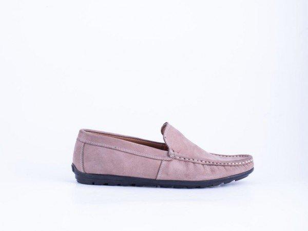 Muška kožna cipela bež - Model 7051-b