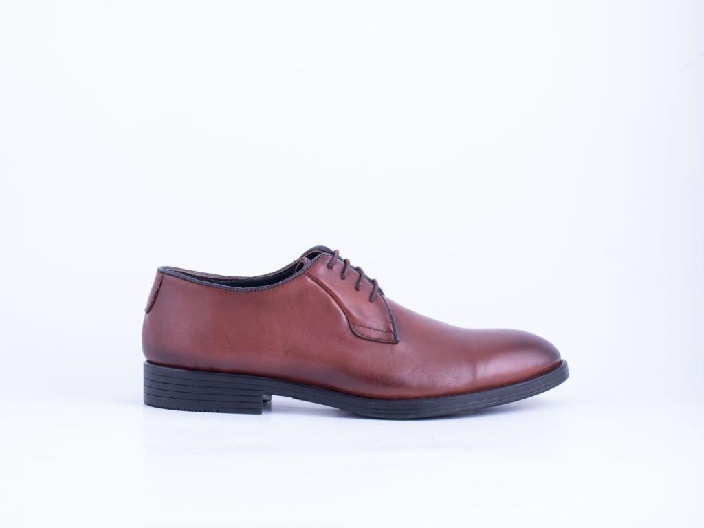 Muška kožna cipela braon - Model 7002-b