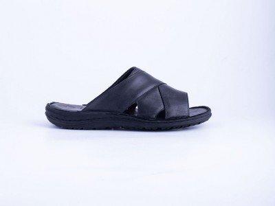 Muška papuča crna - Model 7501-c