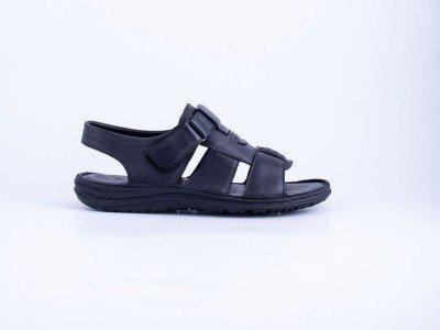 Muška sandala crna - Model 7653-c