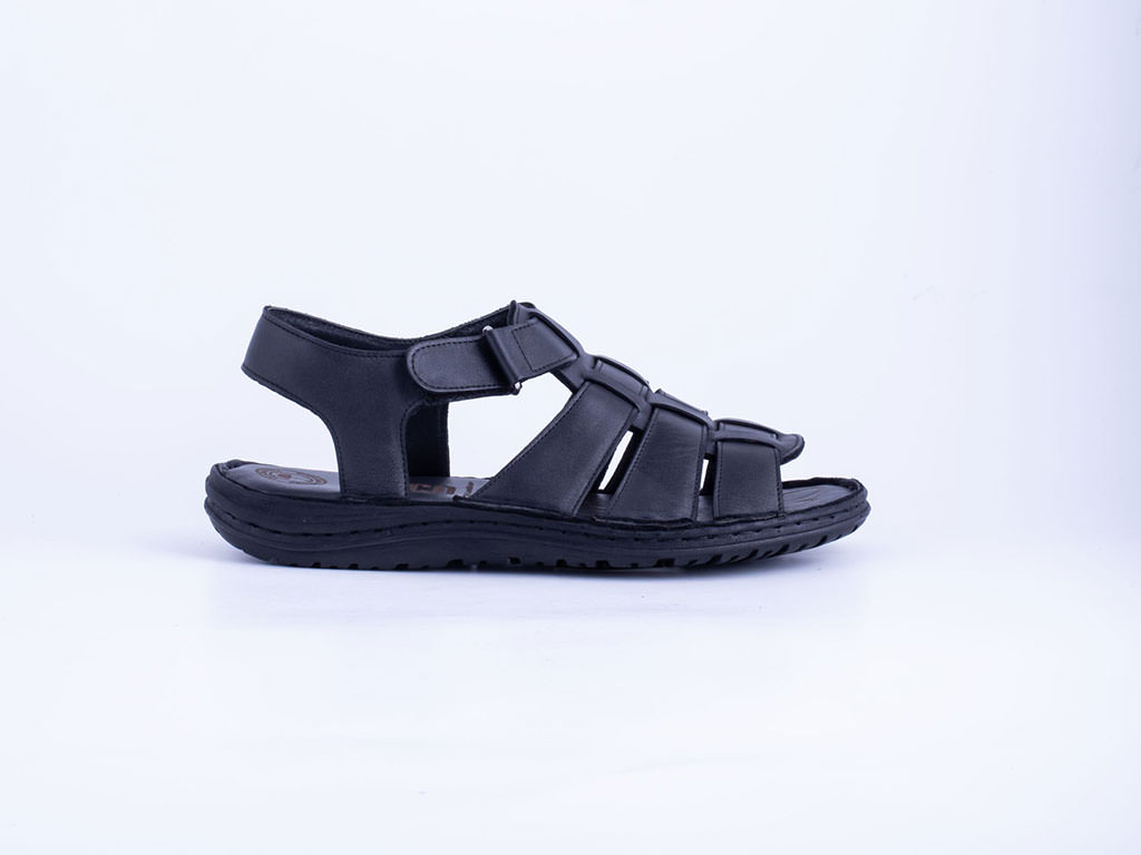 Muška sandala crna - Model 7654-c