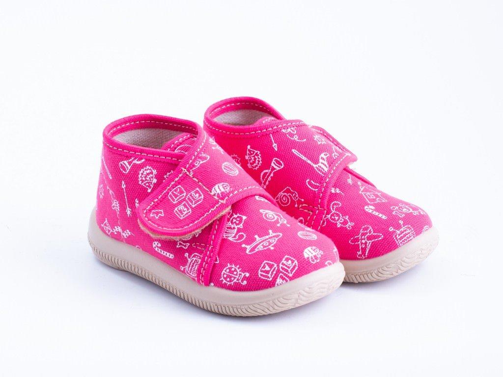 Dečija patofna roze Model 205 2 G