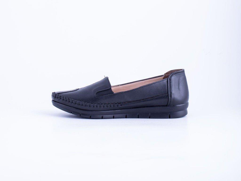 Ženska cipela crna - Model 8251-c