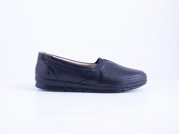 Ženska cipela crna - Model 8254-c