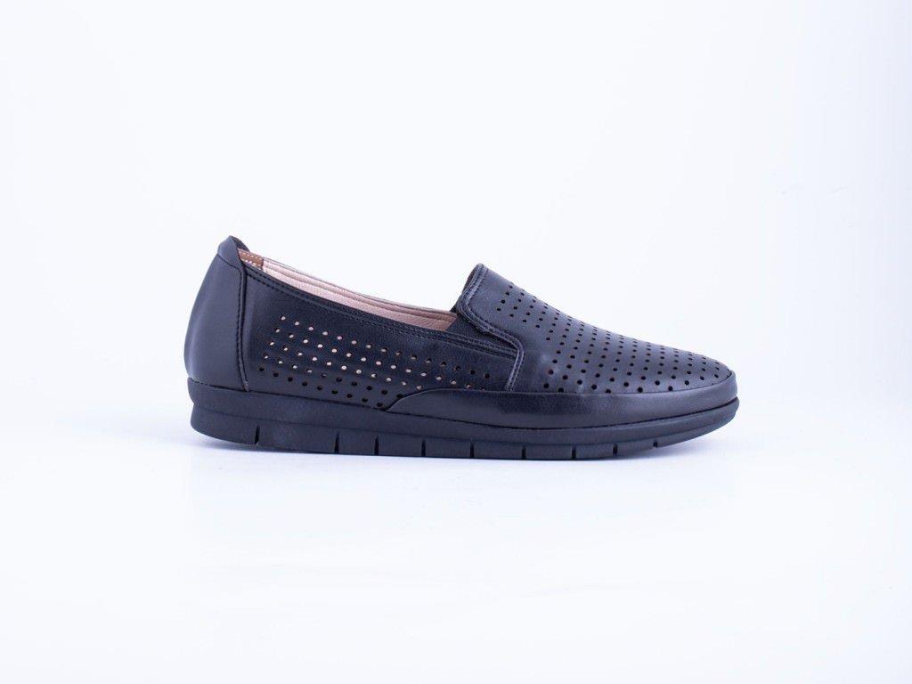 Ženska cipela crna - Model 8255-c