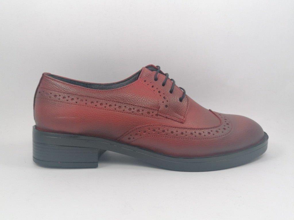 Ženska cipela crvena - Model 1022 kir