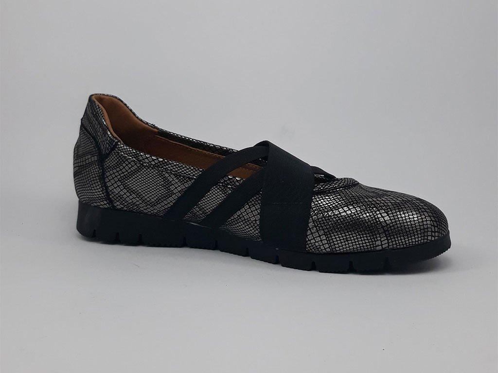 Ženska cipela srebrna - Model 2127-SR