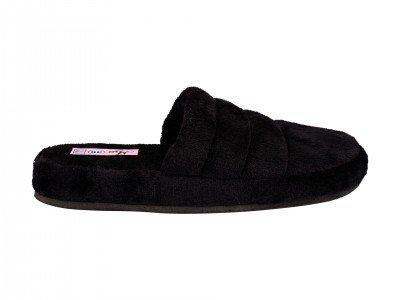Ženska kućna papuča crna model 507-1-c