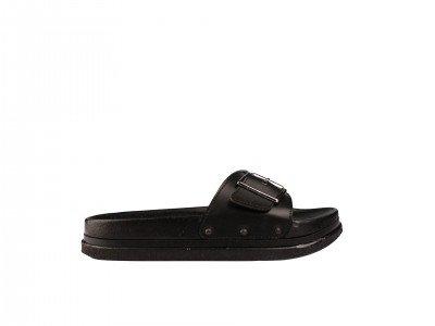 Ženska papuča crna - Model 460 14 c