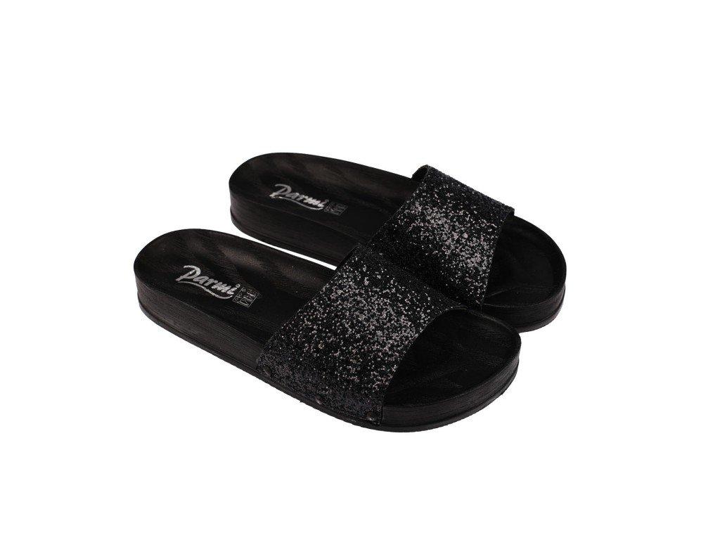 Ženska papuča crna - Model 460 9 c