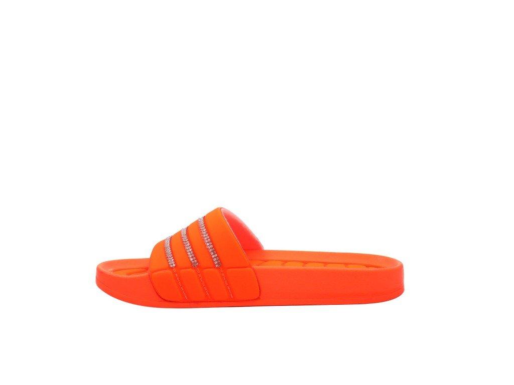 Ženska papuča narandžasta - Model 452-16-nc