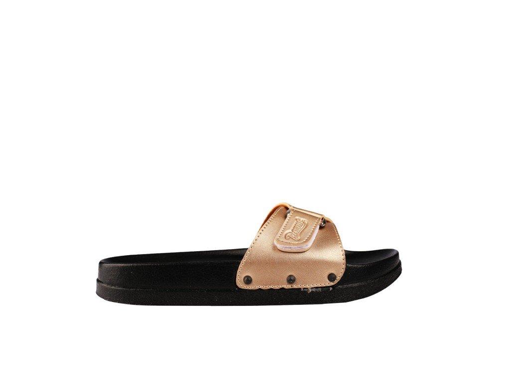 Ženska papuča crno-zlatna - Model 460 5 zl