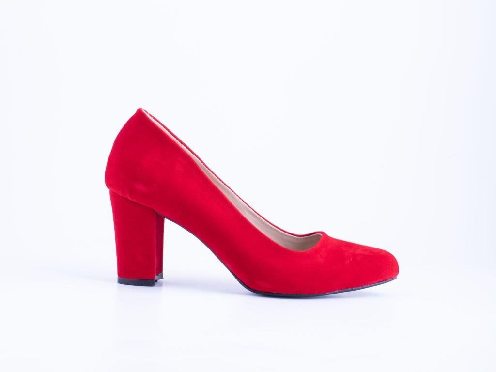 Ženska salonka crvena - Model 2010-CRV