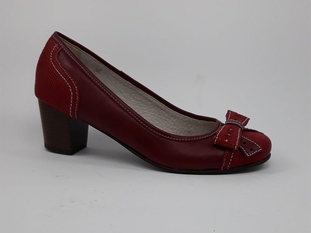 Ženska salonka crvena - Model 5723-KIR