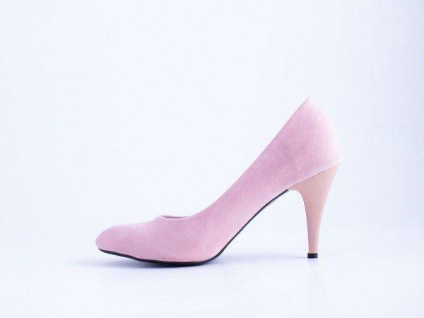 Ženska salonka roze - Model 2000-R