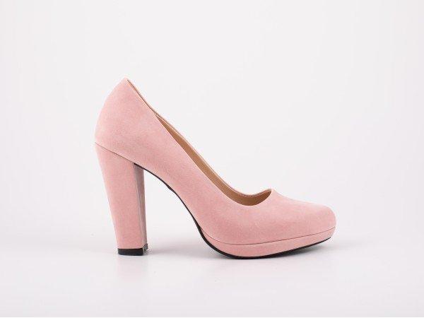 Ženska salonka roze - Model 2023-R