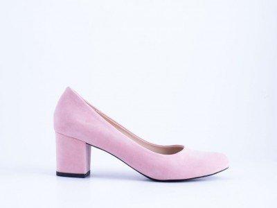 Ženska salonka roze - Model 2024-R
