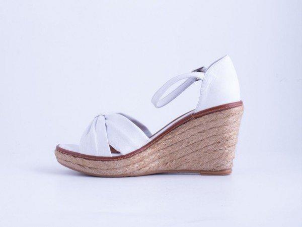 Ženska sandala bela - Model 354-B